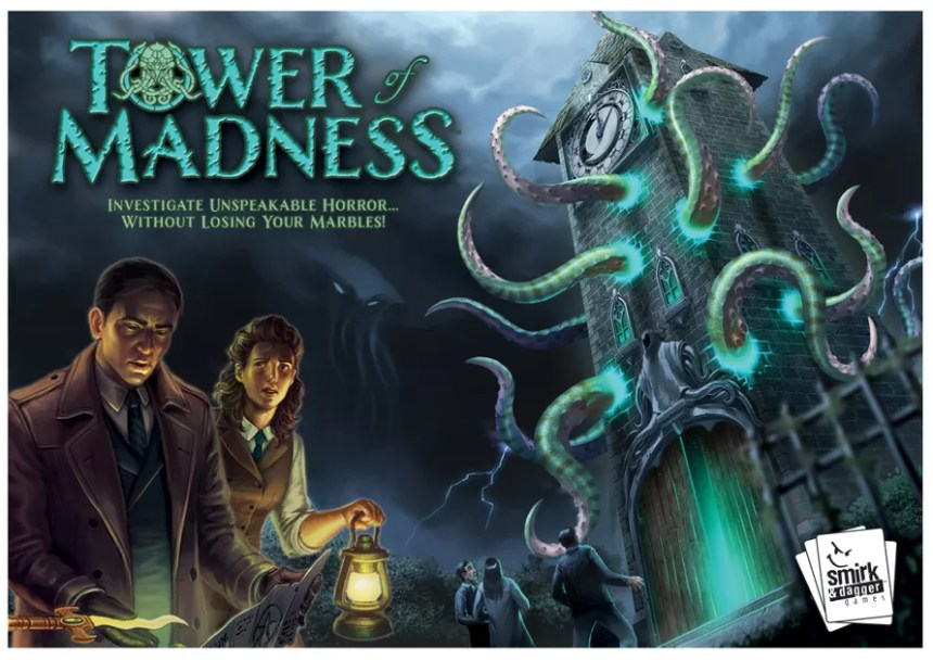 Image result for tower of madness board game