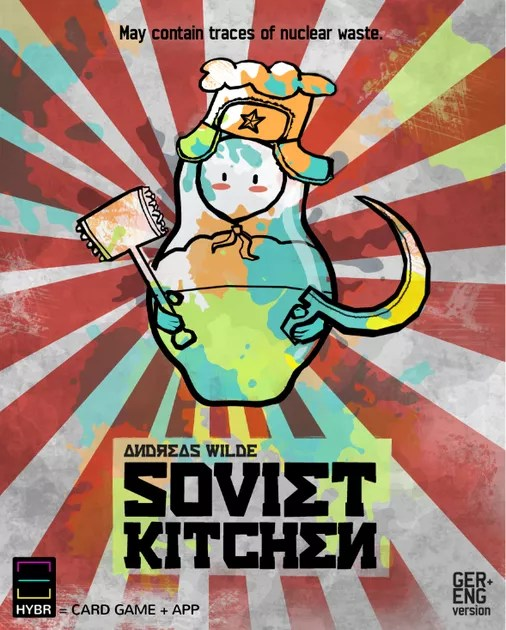 kitchen game high top tables soviet board boardgamegeek