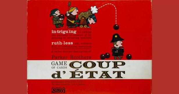 Image result for images of a coup de eta