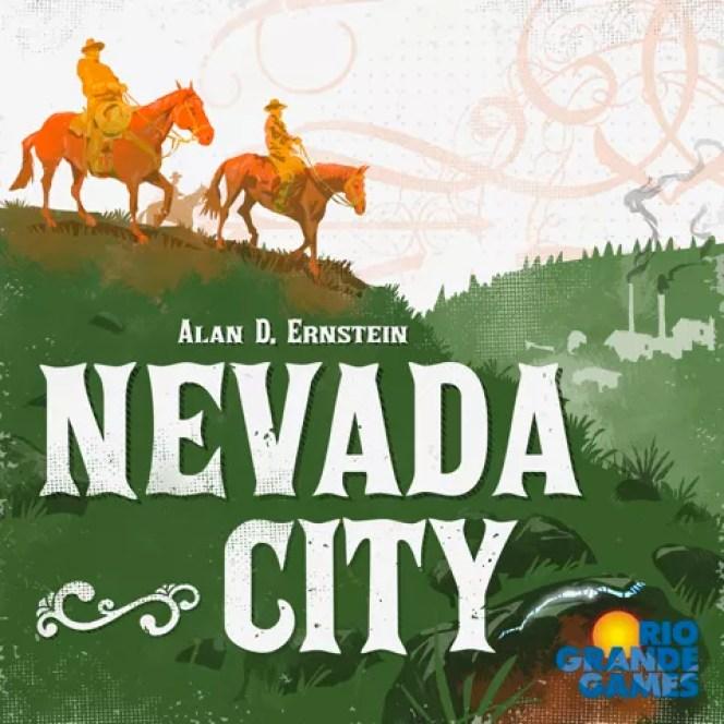 Nevada City - Portada