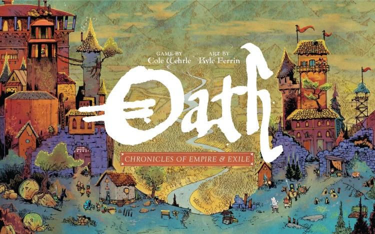 juegos de mesa - Oath