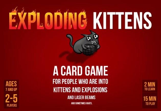 board game kucing