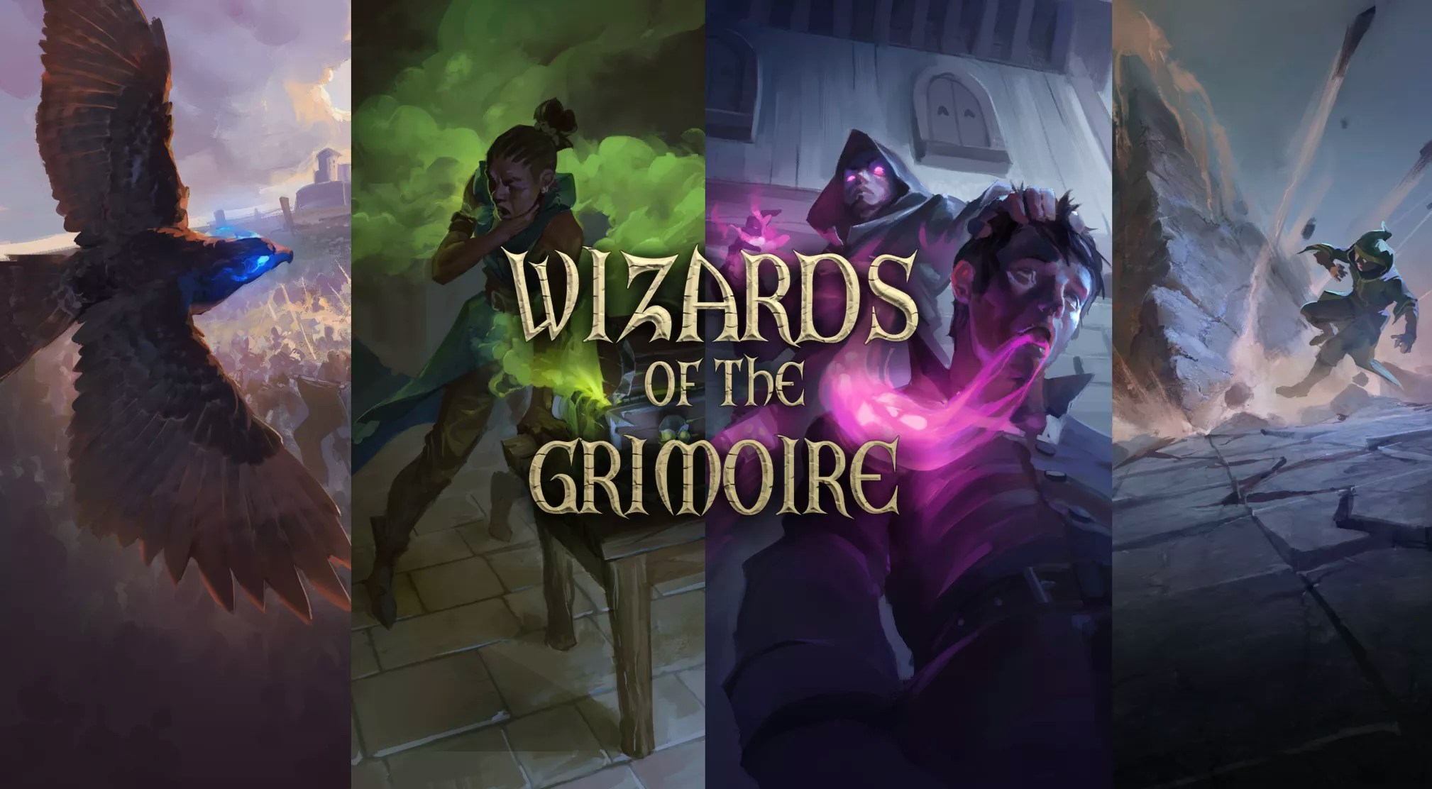 wip wizards of the