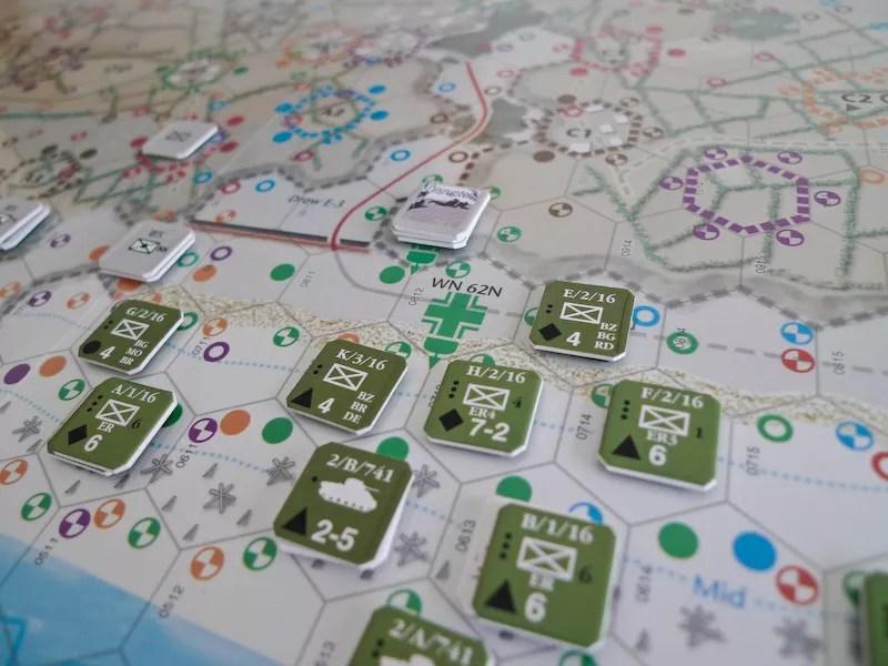D-Day at Omaha Beach juego de mesa