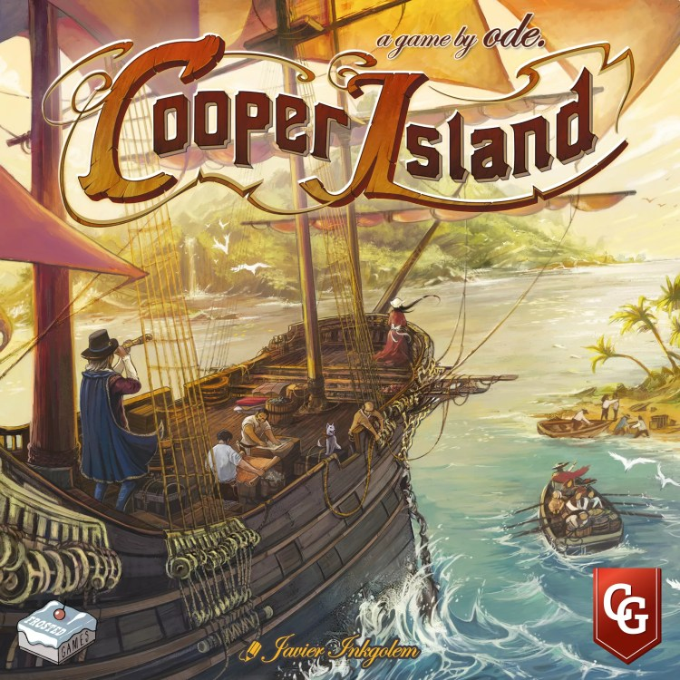 Cooper island español