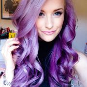 crazy hair colors brighten