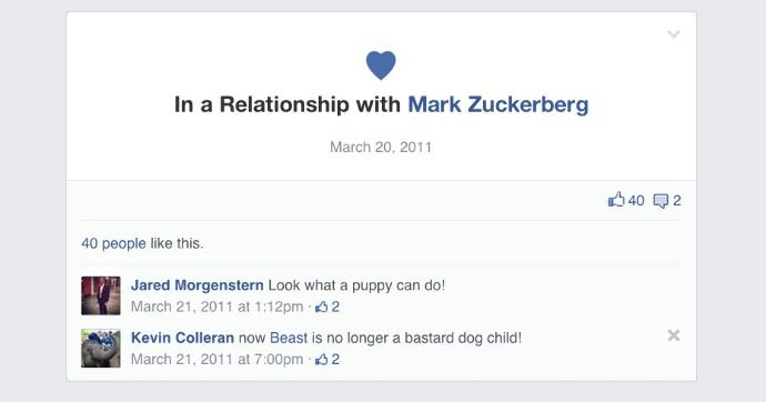 Would you announce your relationship status on facebook? - GirlsAskGuys