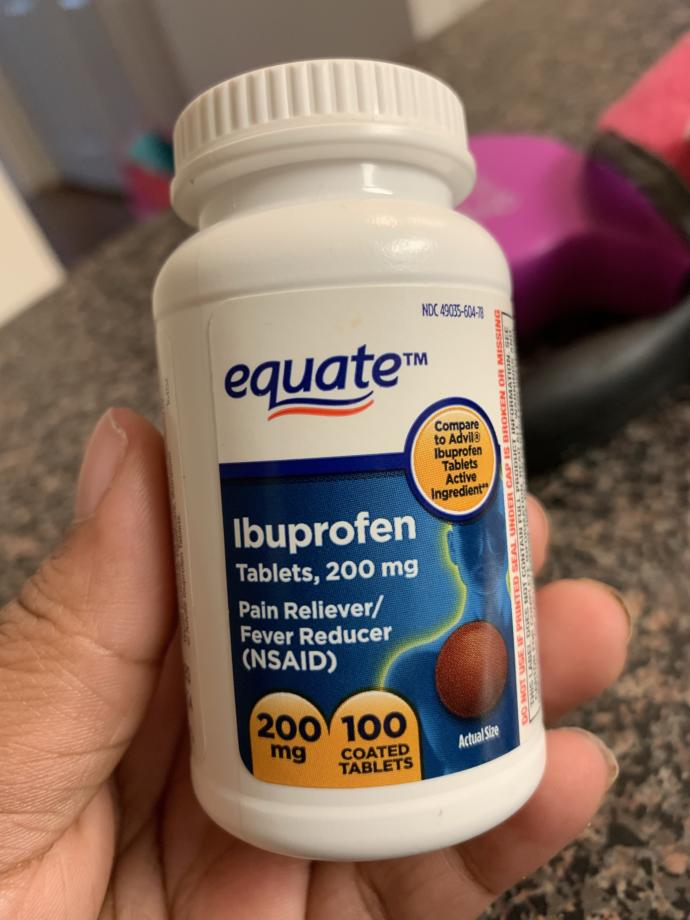 Can you crush ibuprofen Tablets 200 mg Pain Reliver/Fever ...