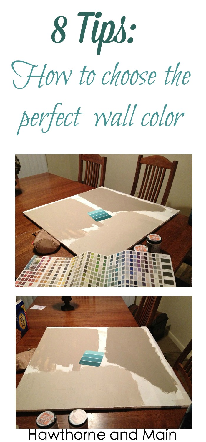 8 Tips on Choosing the Perfect Wall Color  Page 2 of 2  HAWTHORNE AND MAIN