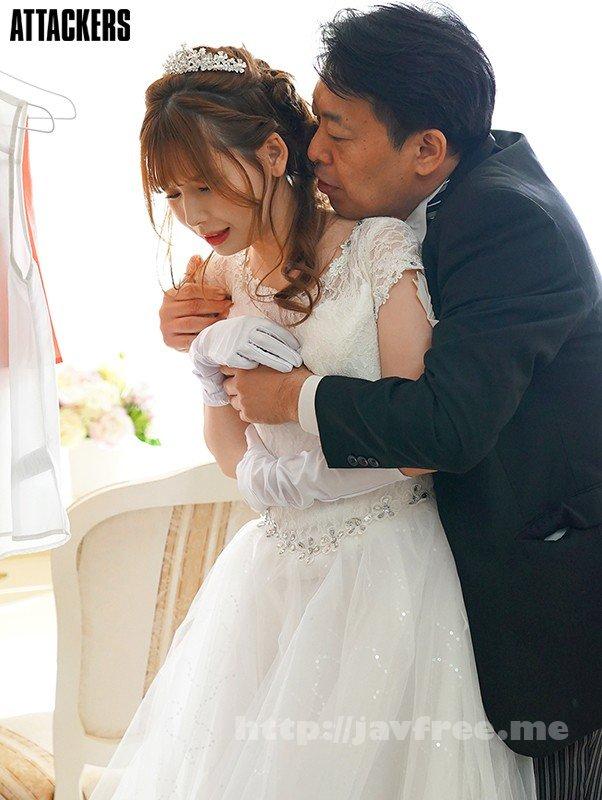 [HD][ADN-298] 挙式を終え幸せの絶頂にいた花嫁がその日、義父に犯●れた。 オヤジの全身舐め変態セックス 明里つむぎ