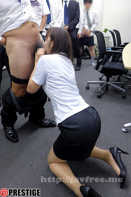 [AKA-063] シロウト制服美人 20 働く女のタイトな制服を白濁精子で汚し尽くす!!