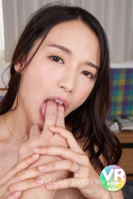 [CBIKMV-126] 【VR】人妻26歳 私の唾液お譲りします。 向井藍