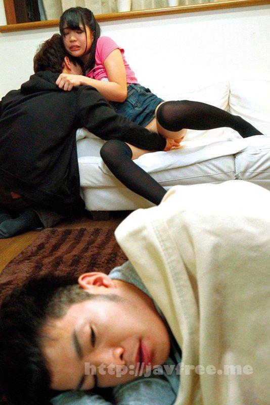 [DVAJ-331] 誕生日の彼女を驚かせようと部屋にこっそり入って待機してたら、彼女が僕の友人と二人で帰ってきて…僕はとっさにベッドの下に隠れてしまったのです。息を潜めていると、ベッドの上からピチャピチャいやらしい音が聞こえてきて…【最低最悪の寝取られ体験】 高杉麻里