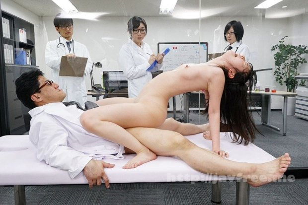 [HD][DVDMS-291] 素人娘オーガズム研究所 Report.02 全身性感帯で悩む女子大生で検証!わずかな刺激でもイッてしまう超敏感な素人を絶頂マシーンとデカチン激ピストンでイッても止めずにイカセ続けたら失神するのか!?