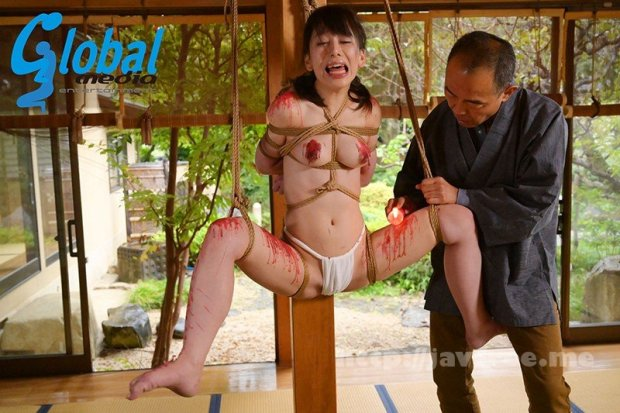 [HD][GMA-017] 緊縛調教娘 未知の快楽に悶え堕ちていく無垢な身体。邪欲にまみれた華道家の生贄となった美娘。 有村のぞみ