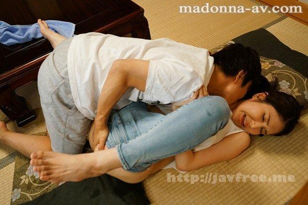 [HD][JUL-458] 美容部員の人妻 マドンナ専属 第2弾!!中出し解禁!! 猛暑で理性が狂った母子の、汗だく中出し帰省相姦。 麻生ひより