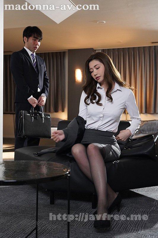 [HD][JUL-729] 出張先のビジネスホテルでずっと憧れていた女上司とまさかまさかの相部屋宿泊 愛弓りょう