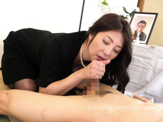 [HD][MDVHJ-001] 未亡人の柔肌 一条綺美香