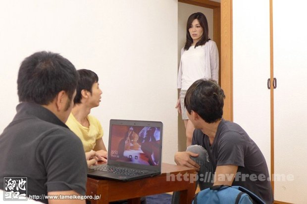 [HD][MEYD-196] 友人の母 息子の友人に犯され、幾度もイカされてしまったんです… 今宮慶子