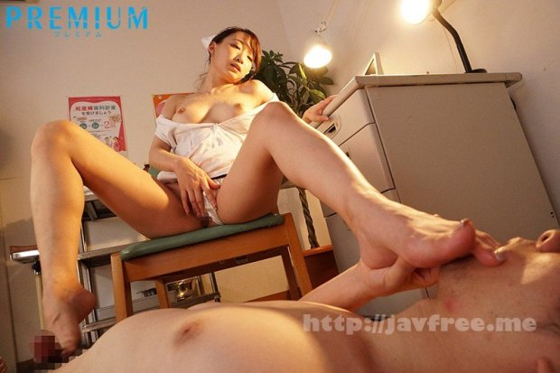 [HD][PRED-275] 巨乳で巨尻の看護婦さんにじっとりネットリ痴女られて…入退院を繰り返すボク 蓮実クレア