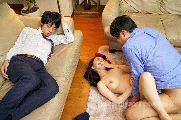 [HD][SAN-003] 嫌味な夫の上司に寝取られて。完全に服従させられる妻の悲哀。 / 柊紗栄子