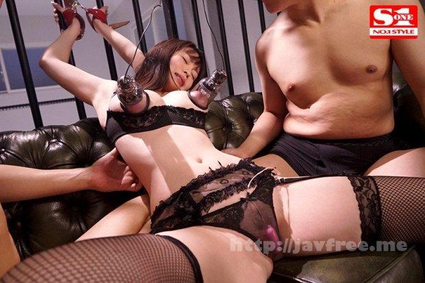 [HD][SSNI-232] 性感帯のおっぱいを焦らして焦らしてじ~っくり愛撫したあとの乳性感セックス 夢乃あいか