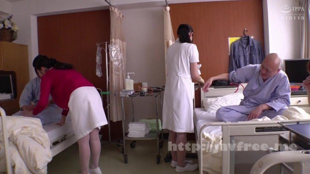 [HD][SVDVD-859] 夜勤病棟レ●プ5深夜の病室に一人で見回りに来た新米看護師純白のナース服をヒキチギッテ中出しレ●プ!!