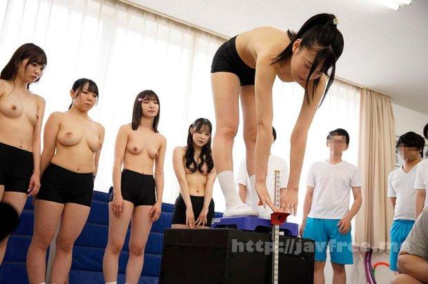 [HD][SVDVD-877] 羞恥!青少年男女混合全裸体力測定2021