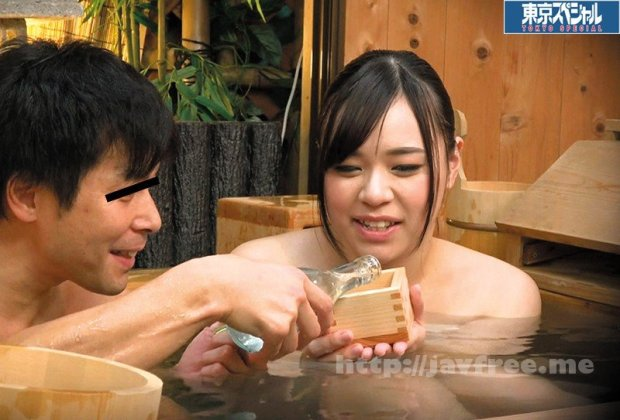 [HD][TSP-405] 空港近くの秘湯混浴露天風呂はフライト帰りのCAたちに人気の穴場スポット!そこで地酒を飲ませてデカチンみせつけたらヤレた話2