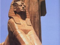 Mahmoud Mokhtar's Egypt's Renaissance 1919-1928, Cairo University.