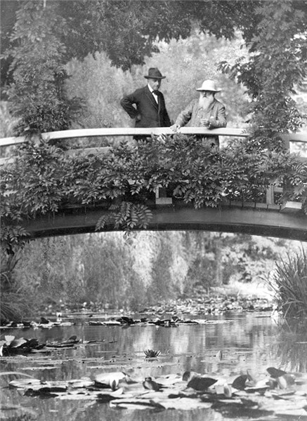Monet and O'keeffe (3/6)