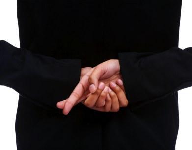 Body Language Signs of Lying