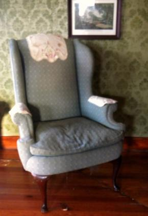antique queen anne chair pink banquet covers wingback chairs lovetoknow