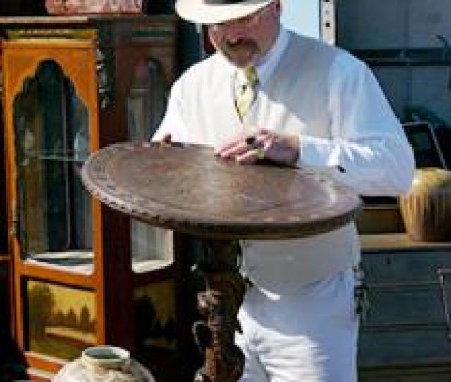 Appraising Antiques
