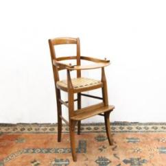Antique High Chairs Sofia The First Table And Heirloom Wooden Chair Lovetoknow Beautiful French Cherry Childs