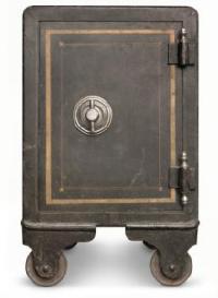 Antique Diebold Safes | LoveToKnow