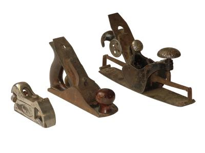 Antique Planer Tools