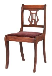 vintage wooden chairs hayneedle adirondack antique lovetoknow lyre chair
