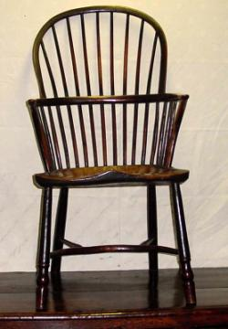antique windsor chairs good gaming chair lovetoknow what to look for a stick back chairsource