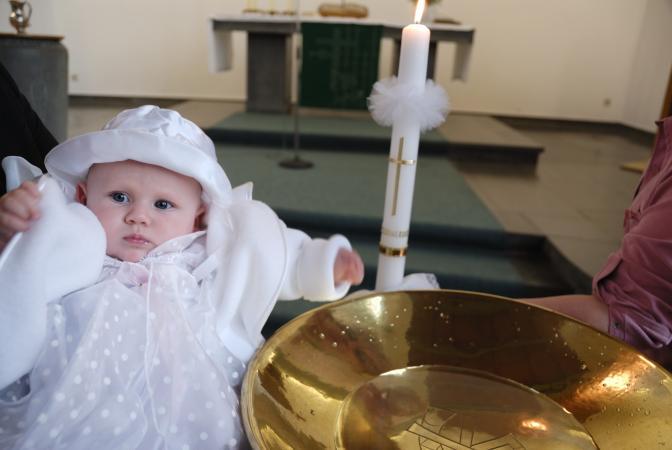 9 baptism symbols and