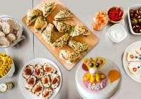 Baby Shower Brunch Menu Ideas