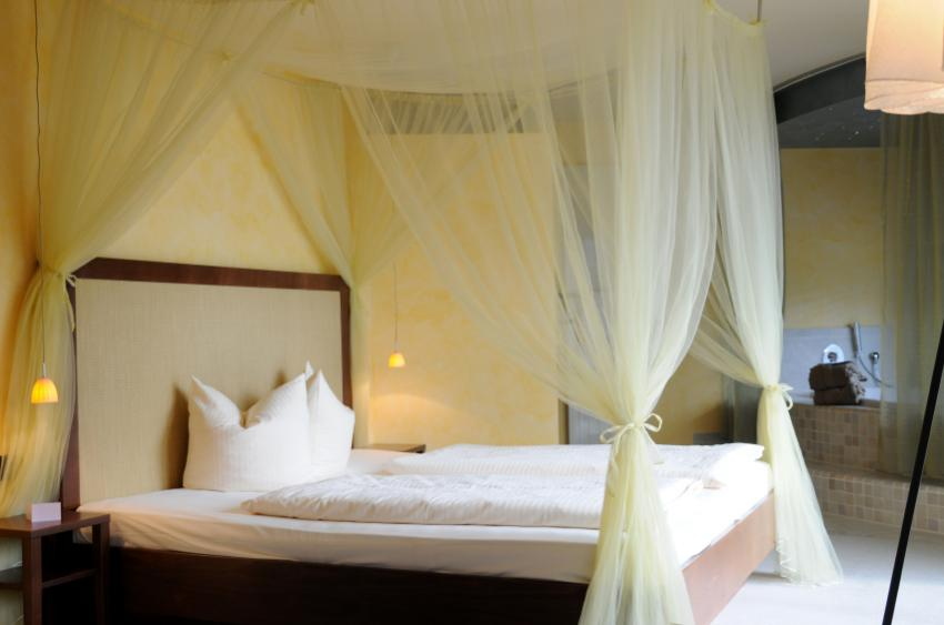 canopy bed curtains gallery lovetoknow