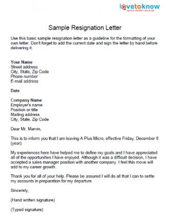 Free example letter intimation letter format before resignation feel free to download our modern editable and targeted templates cover letter templates resume templates business card template etc resignation spiritdancerdesigns Image collections