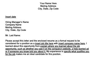 How to write a great cover letter  reportthenews603web