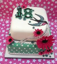 Sweet 18 Birthday Cakes Lovetoknow
