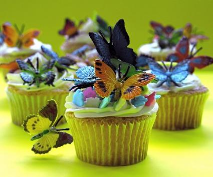 Butterfly Cupcakes Slideshow