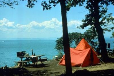 Ohio State Campgrounds [Slideshow]
