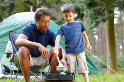 Image result for camping kids