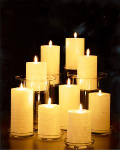 GloLite Pillars PartyLite Candles Review