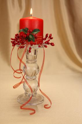 Pillar Candle Holder Ideas  LoveToKnow